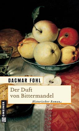 Buchcover Dagmar Fohl: Der Duft von Bittermandel