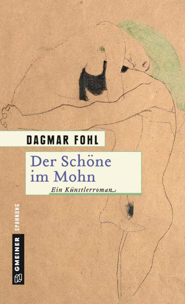 Buchcover Dagmar Fohl: Der Schöne im Mohn