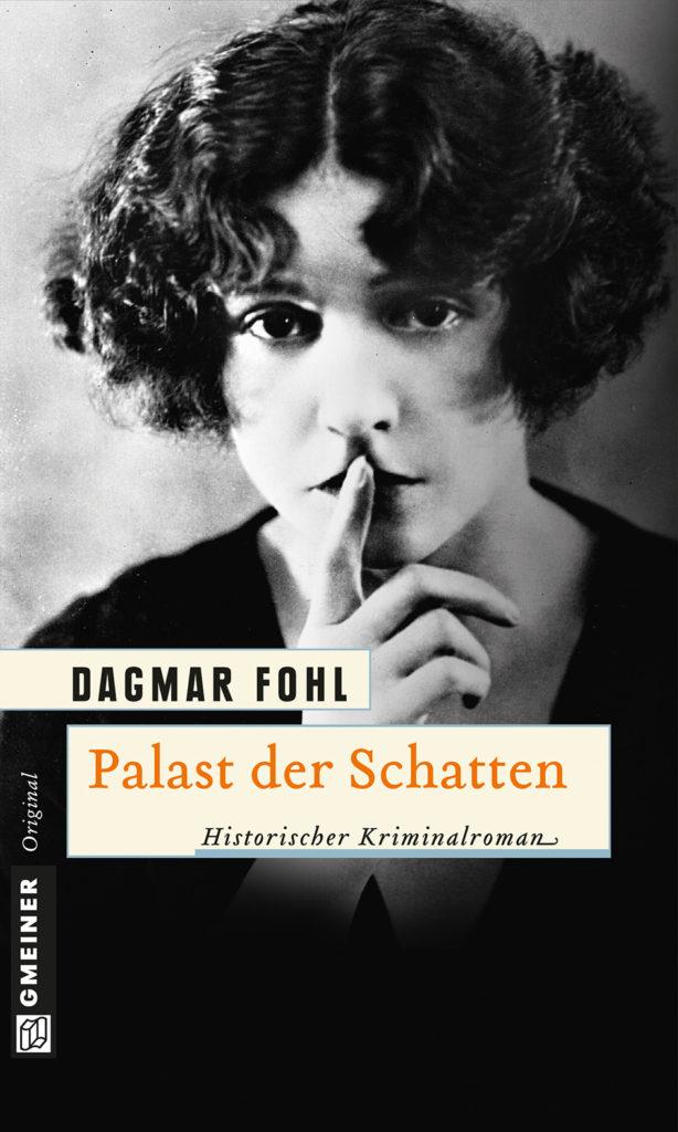 Buchcover Dagmar Fohl: Palast der Schatten